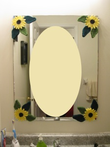 Mirror Sunflowers